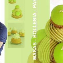 Curso de pastelería con Ettore Cioccia