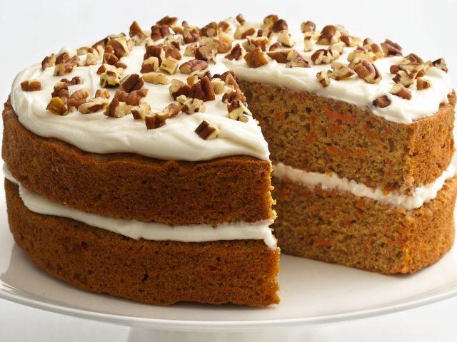 Monográfico Bizcocho de Zanahoria, carrot cake